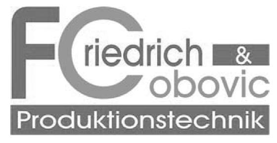 Friedrich & Cobovic Produktionstechnik GmbH & Co. KG Logo